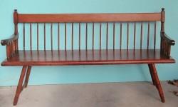 Harmonist Rappite Bench